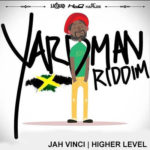 Jah Vinci Higher Level CD Cover